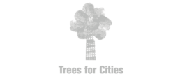 Logo, skyscraper tree
